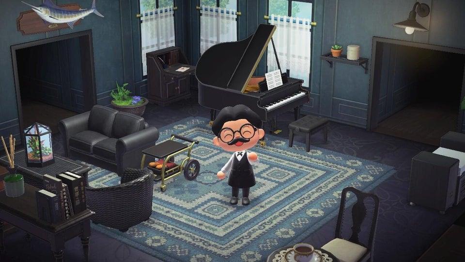 Animal Crossing New Horizons Living Room Designs Fantaisie
