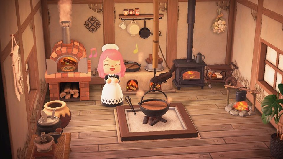 Meilleur Animal Crossing New Horizons Cuisines médiévales