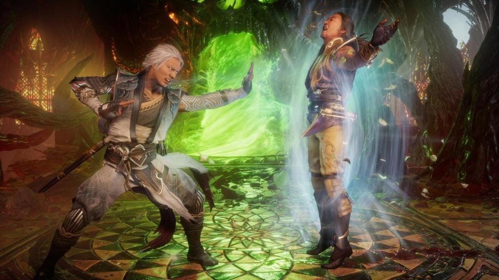 Fujin dans Mortal Kombat 11
