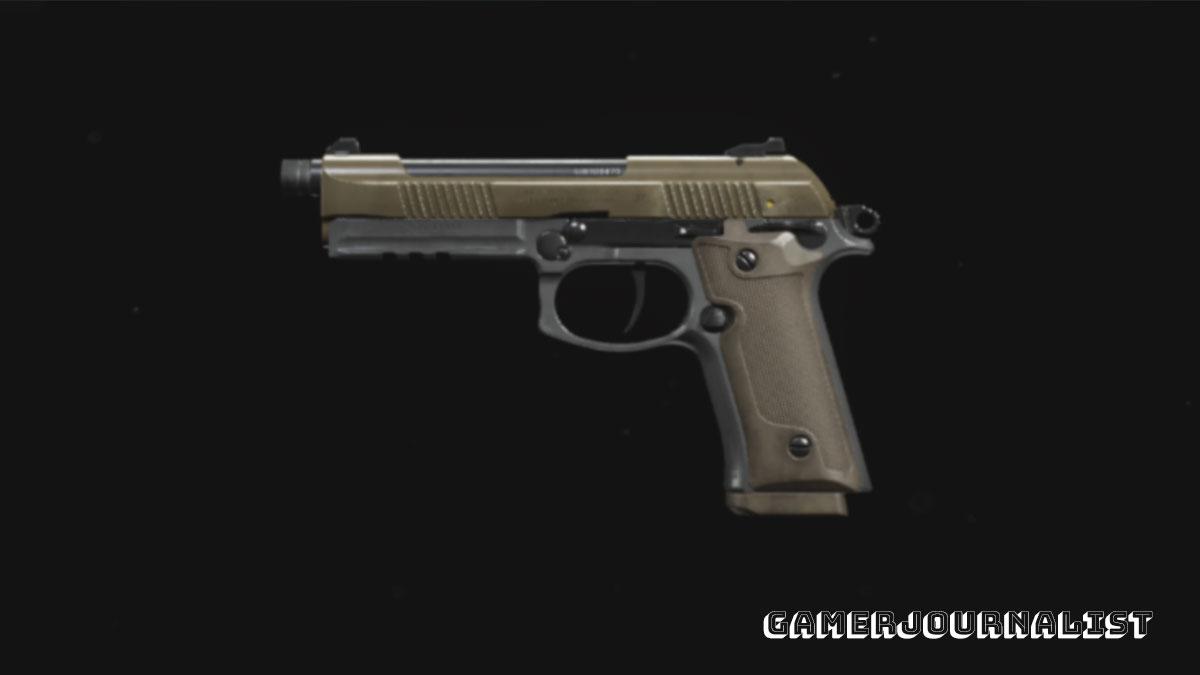 Meilleur (e) Pistolet à Warzone Renetti