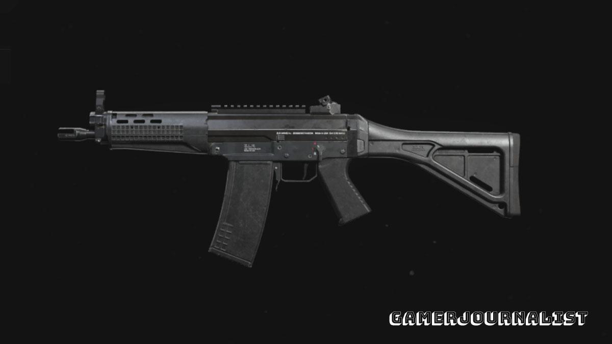 Meilleur fusil d'assaut dans Warzone Grau 556