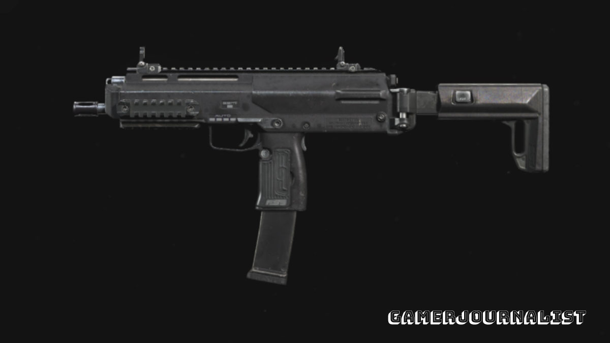 Meilleur SMG dans Warzone MP7