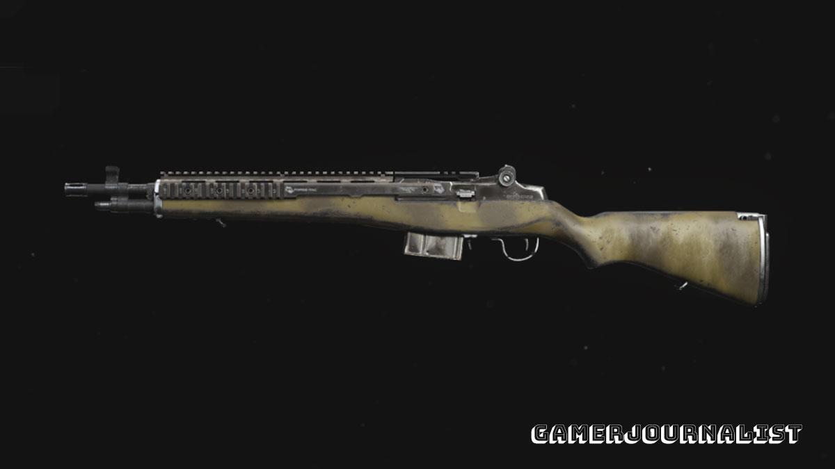 Meilleur fusil de tireur d'élite dans la configuration Warzone EBR
