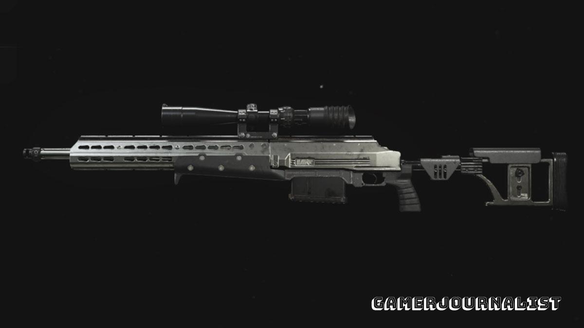 Meilleur tireur d'élite de Warzone HDR