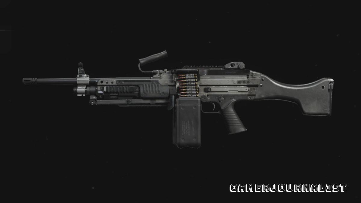 Meilleure configuration LMG dans Warzone Bruen MK9