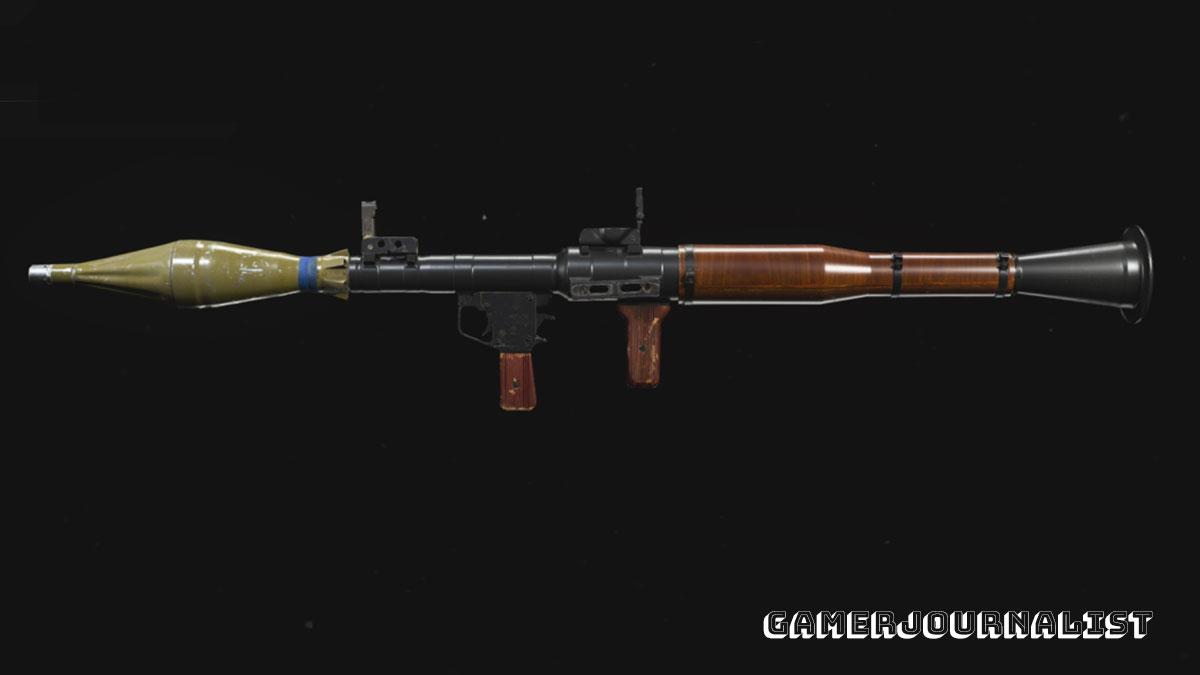 Meilleur lance-roquettes dans Warzone RPG-7 Setup
