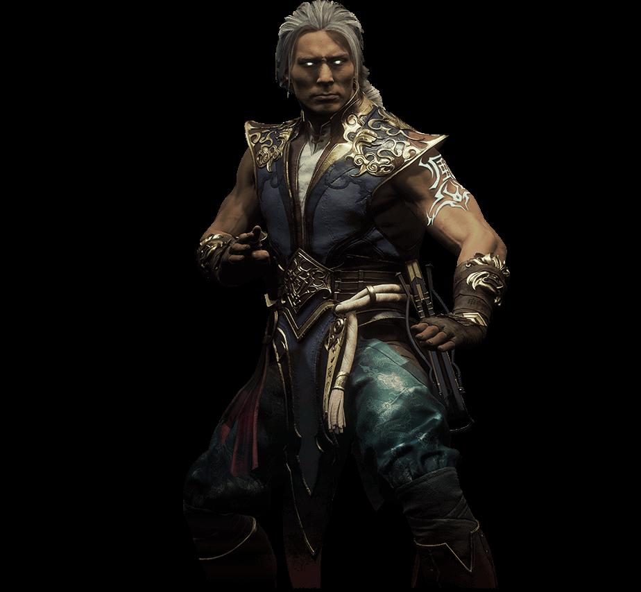 Mortal Kombat 11 Aftermath Characters Fujin