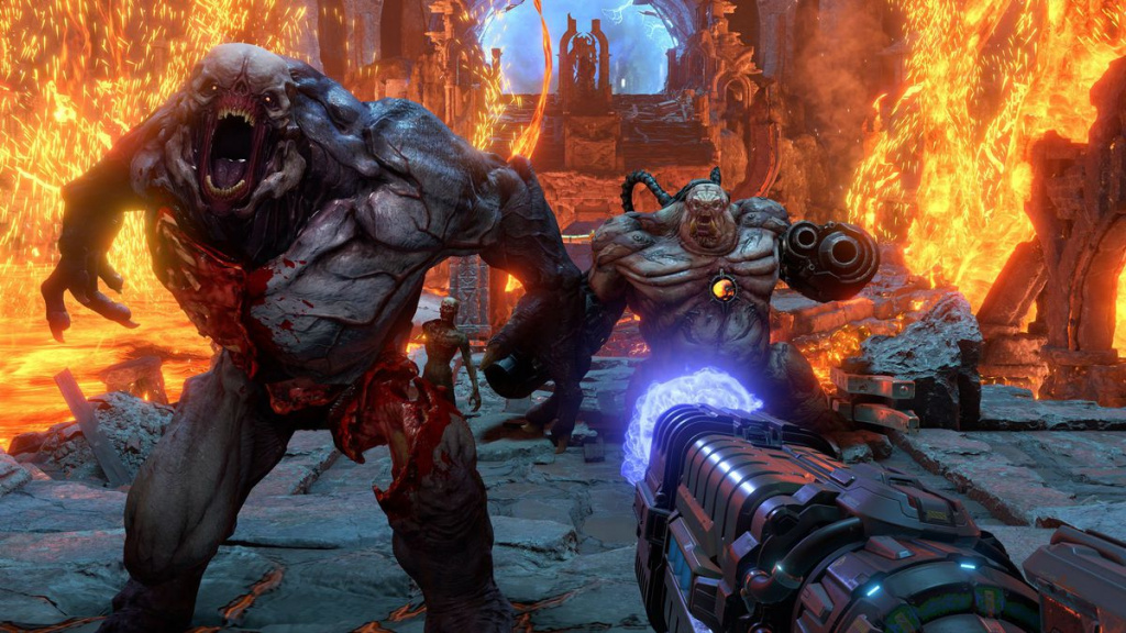 Suppression de Denuvo Anti-Cheat dans Doom Eternal