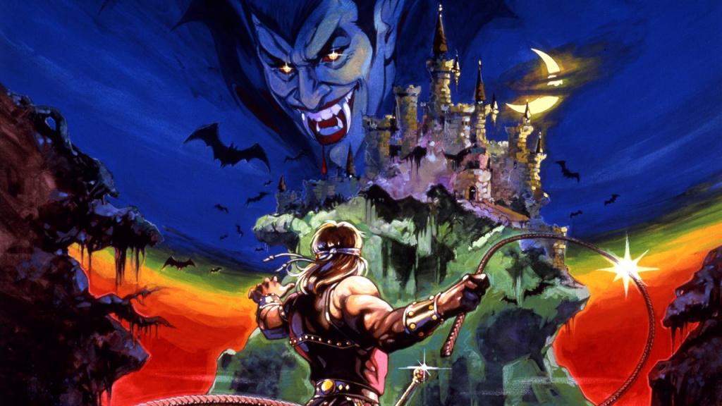 Castlevania, Vampire Games