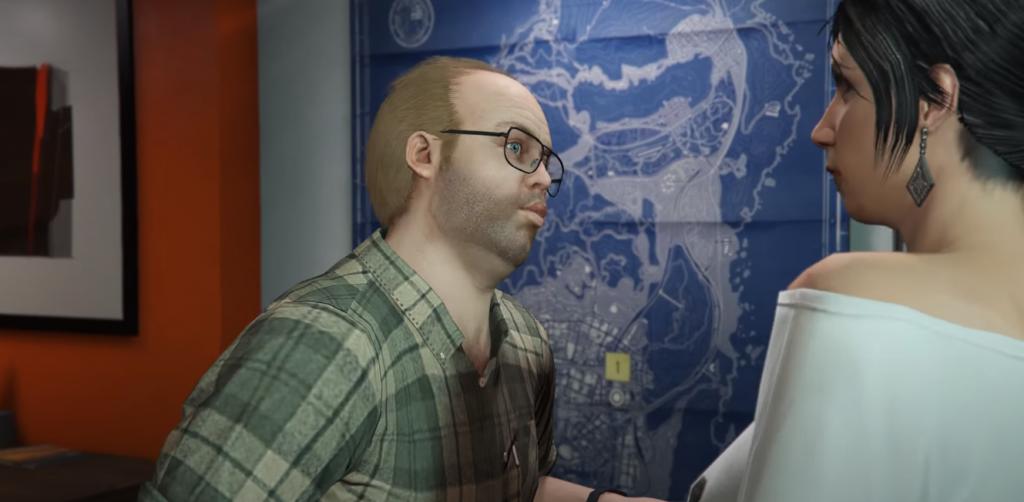 GTA Online The Fleeca Job Heist Guide - Lester Explaining