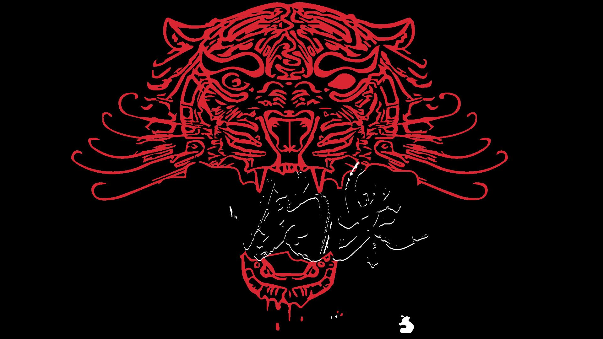 Logos de gangs Cyberpunk 2077 - Tyger Claw