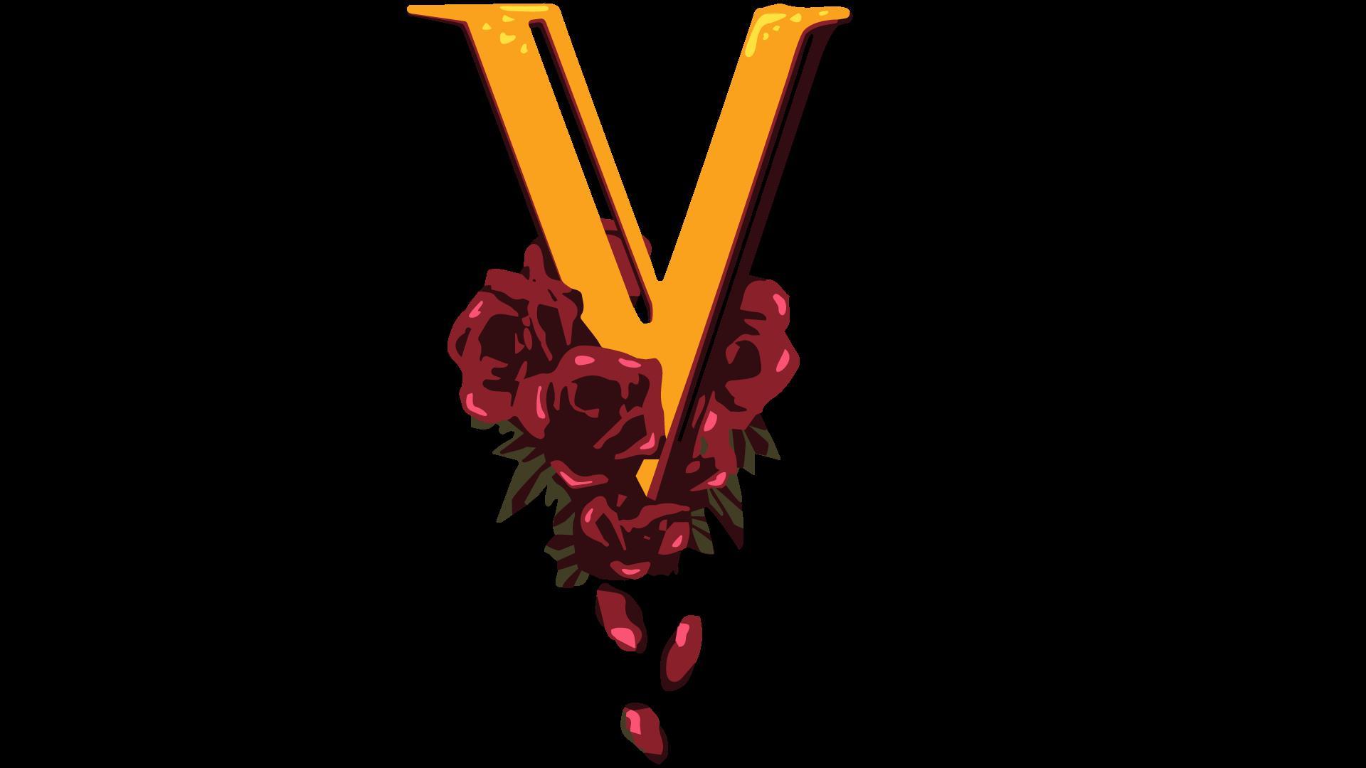 Logos de gangs Cyberpunk 2077 - Valentinos
