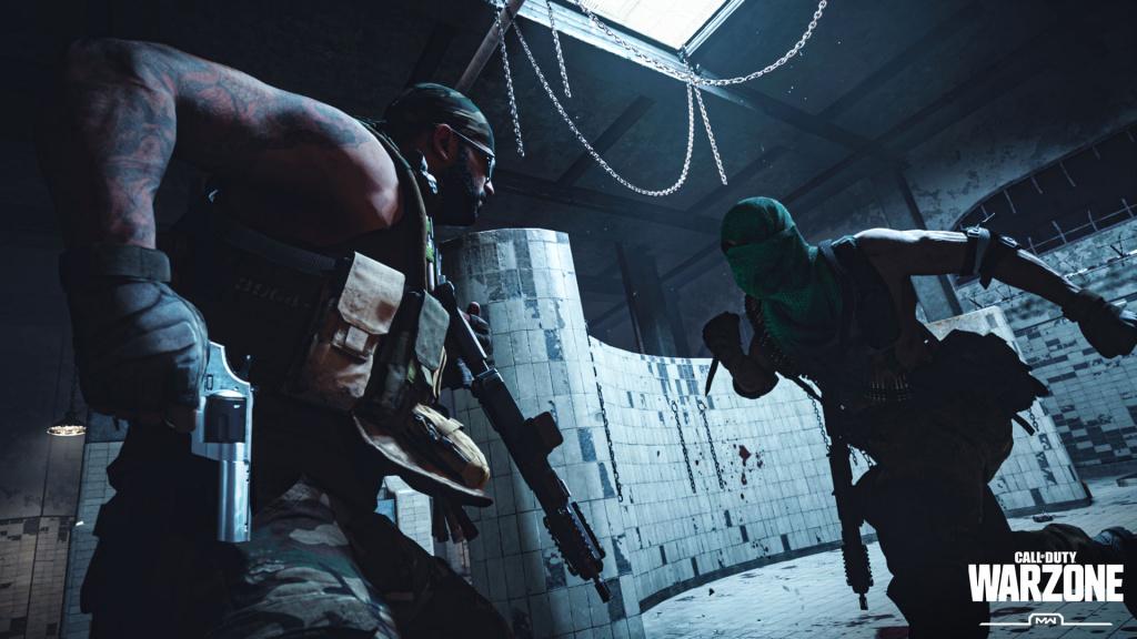 Warzone gulag nouvelles armes smgs et fusils d'assaut armor box armor box