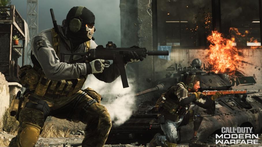 Call of Duty Modern Warfare 19th peut mettre à jour les notes de mise à jour du pack de contingence fantôme