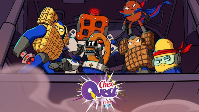 Chex Quest HD sort sur Steam et est gratuit pour tout le monde