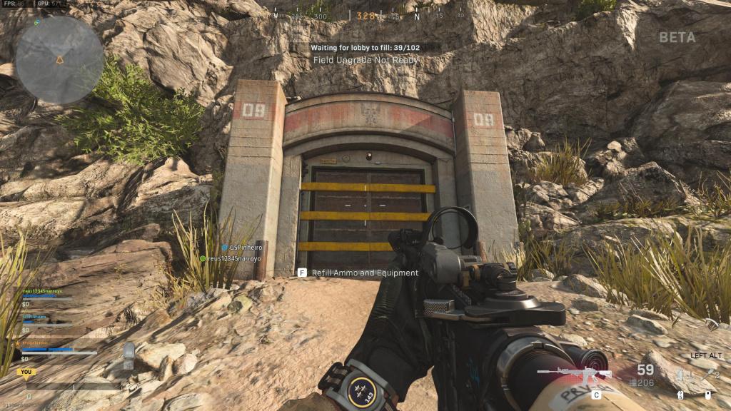 Modifications de la carte de la saison 5 de Call of Duty Warzone