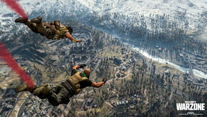 La carte de Call of Duty Warzone est-elle sur le point d'être annulée?