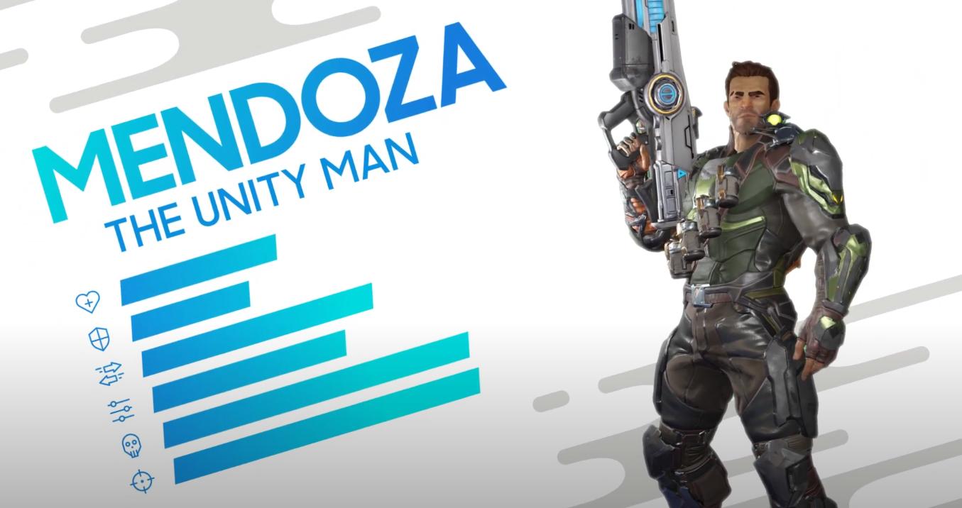 Personnages et capacités du creuset - Capitaine Mendoza