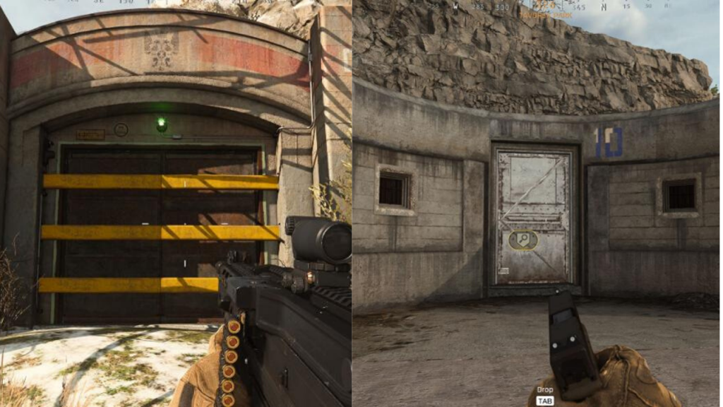 call of duty warzone trouver les bunkers keycards bunker 11