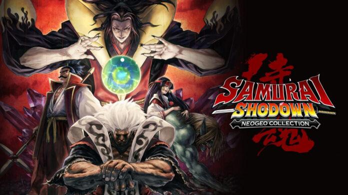Samurai Shodown NeoGeo Collection sera gratuit sur Epic Store