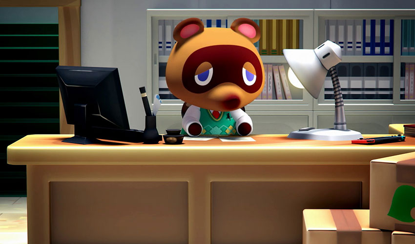 Animal Crossing New Horizons ne peut pas se connecter