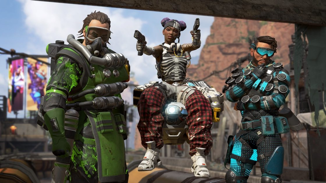 Apex Legends ne se connecte pas