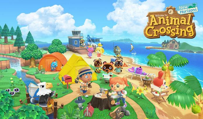 Animal Crossing New Horizons Error Code 2219-2502