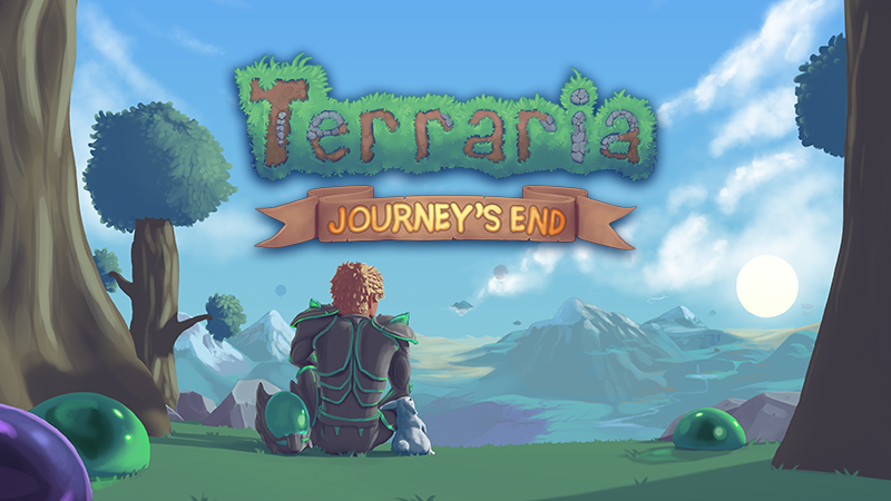 Comment jouer au mode Journey et au mode Master dans Terraria Journey's End