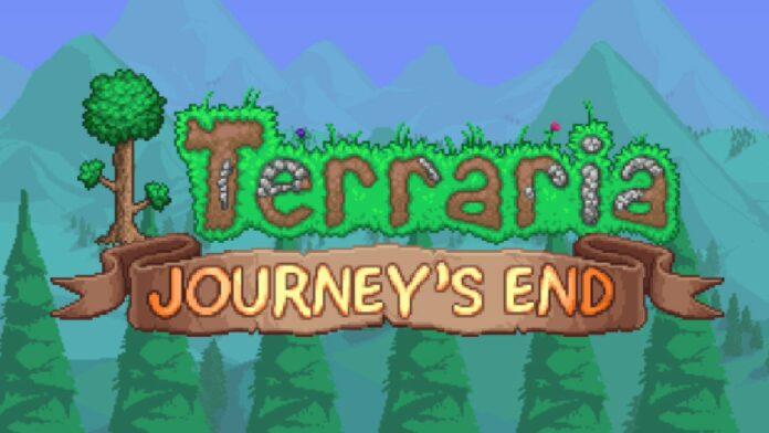 Comment obtenir le bâton de repousse à Terraria Journey's End