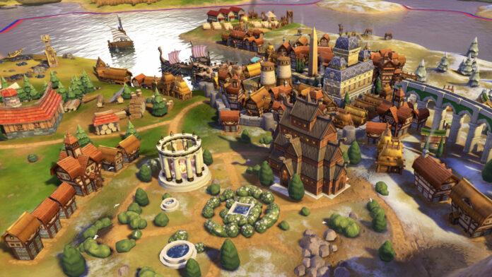 Conquérir le monde dans Civilization VI - maintenant gratuit sur Epic Store