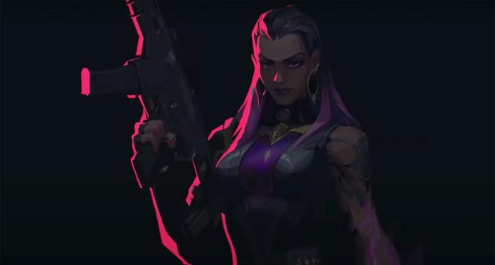 Découvrez le nouvel agent Valorant Sabine et le Battle Pass Saison 1