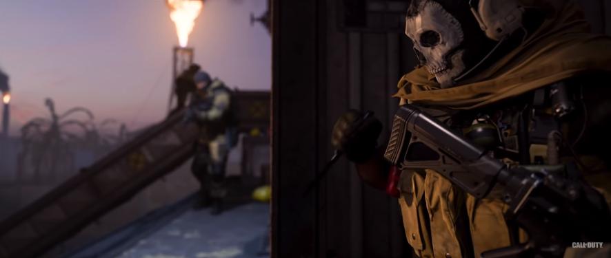 Bande-annonce de Modern Warfare saison 4