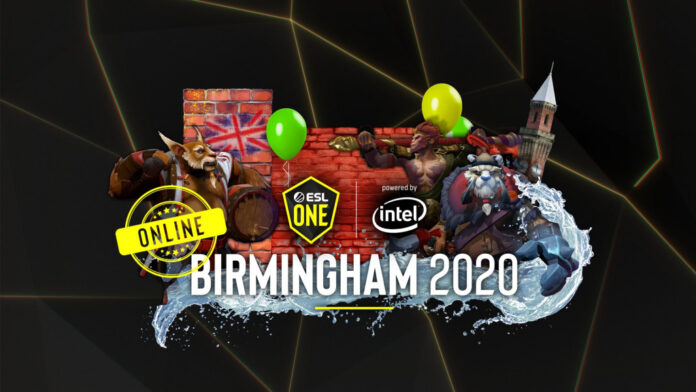 ESL One Birmingham Online: calendrier, équipes, prize pool, format et mode d'emploi