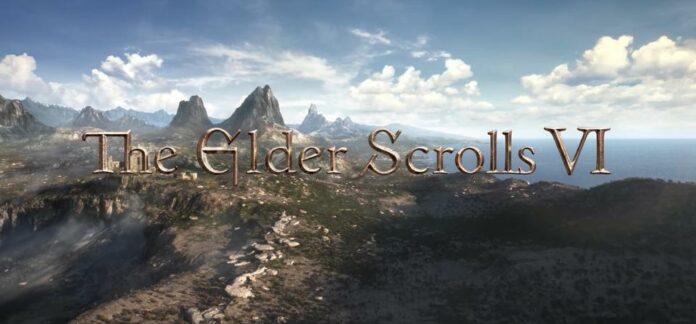 Elder Scrolls 6 est dans des années, dit Bethesda