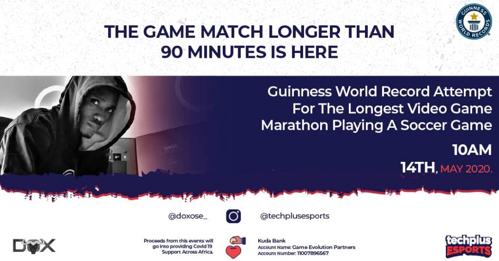Record du monde Guinness FIFA