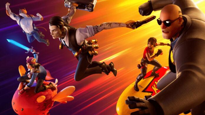 Fortnite arrive sur les consoles de nouvelle génération avec la mise à niveau d'Unreal Engine 5 prévue