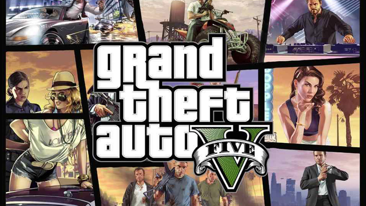 GTA 5 Free Forever sur Epic Games Store