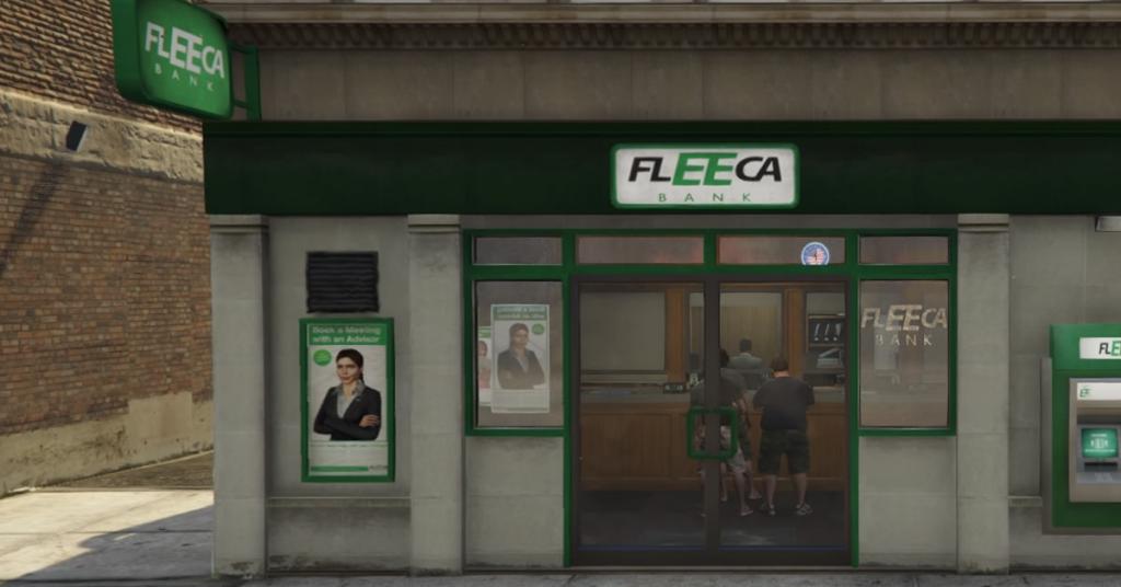 GTA Online The Fleeca Job Heist Guide