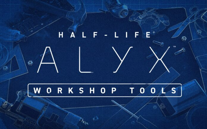 Half-Life Alyx opens their workshop