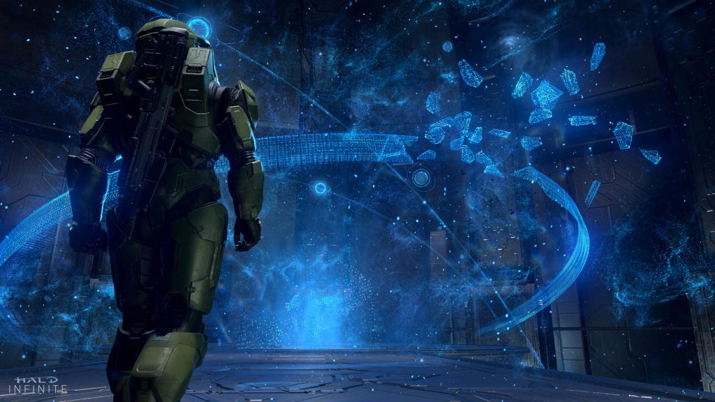 Événement Halo Infinite Xbox Series X Microsoft