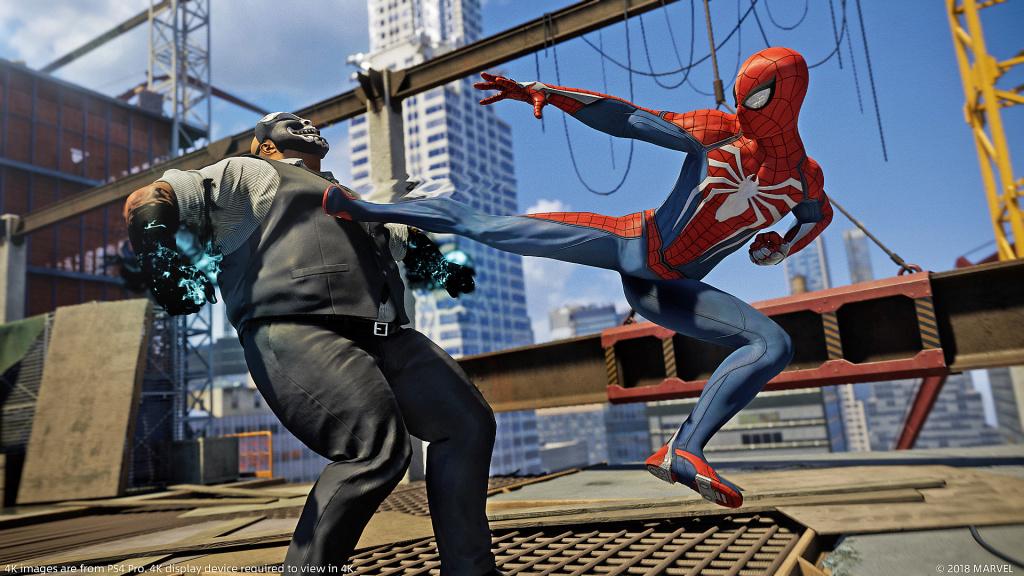Spider-Man Playstation Plus juin 2020