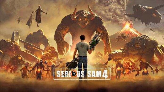 La fenêtre de sortie de Serious Sam 4 et le système Legion dévoilés
