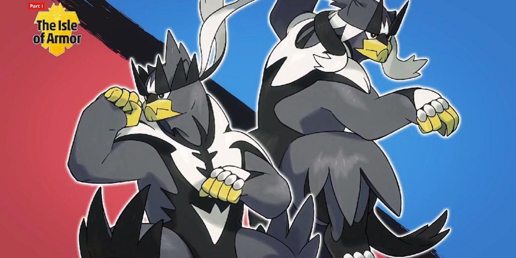 Pokemon Urshifu