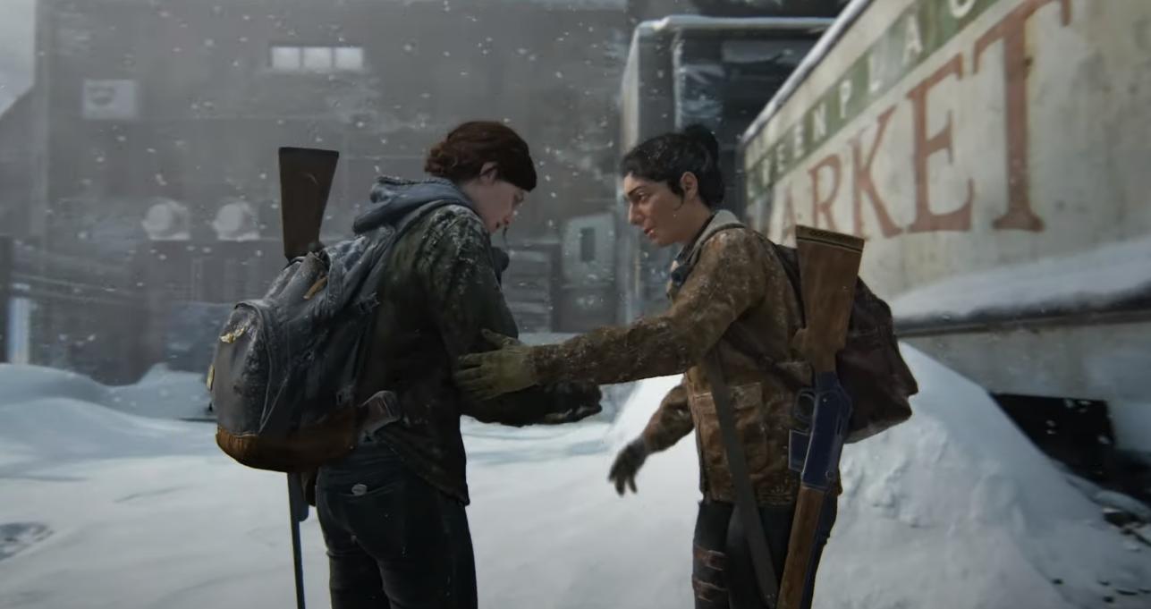 La vidéo The Last of Us Part 2 explore de nouvelles mécaniques de jeu