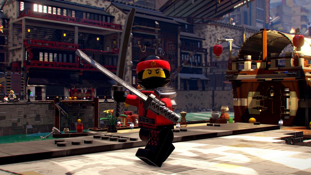 The Lego Ninjago Movie Video Game gratuit