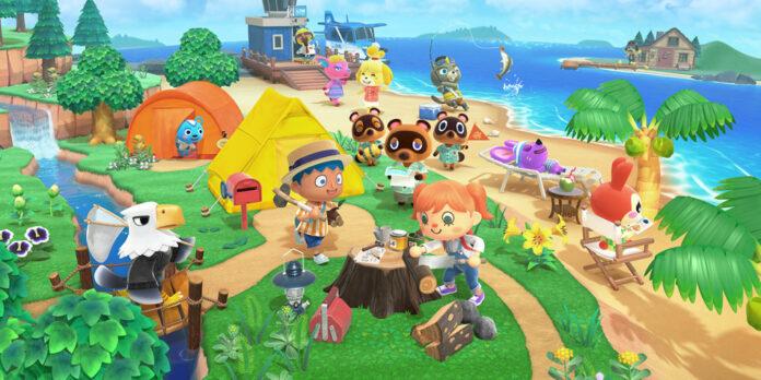 Le meilleur jeu vidéo sur le thème Animal Crossing: Nouveaux horizons et meubles que vous pouvez télécharger
