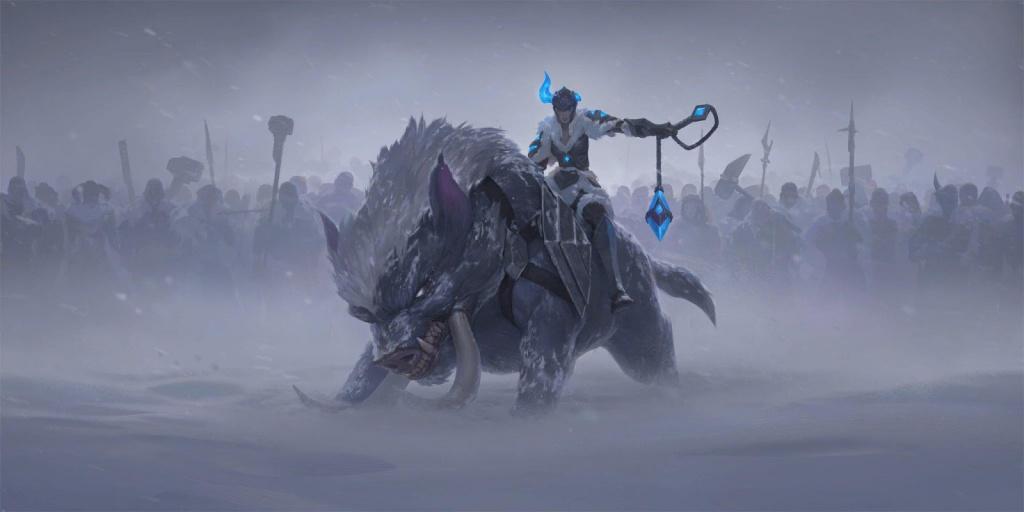 Drawwithriot Chris Campbell Legends of Runeterra 29 mai tirage en direct