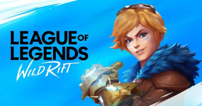 League of Legends: Wild Rift alpha annoncé et liste des champions