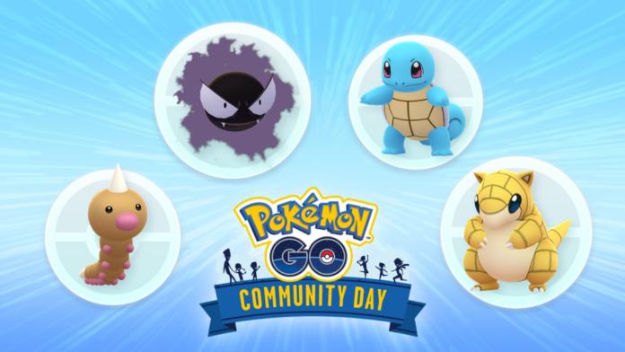 Les fans de Pokémon GO pourront choisir le prochain Pokémon de la Journée communautaire en vedette