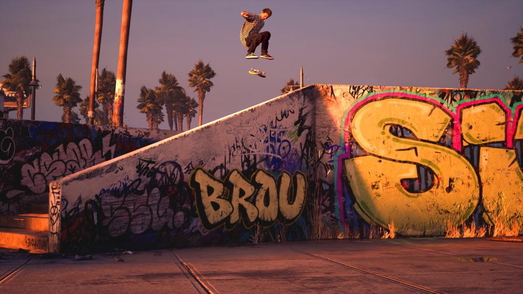 Remasterisateur Pro Skater 1 et 2 de Tony Hawk
